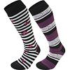 Lorpen T1 Merino Ski Socks 2-Pack