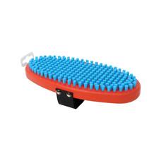 Swix Oval Blue Nylon Polishing Brush