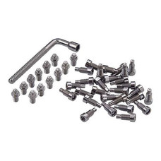 Spank Spike/Oozy/Spoon Pedal Pin Replacement Kit