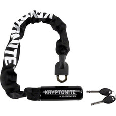 Kryptonite Keeper 755 Mini Integrated Chain Lock 1.8' (55cm)