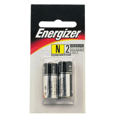 Energizer N 1.5V Alkaline Battery: 2-Pack
