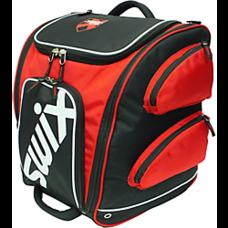 Swix Norwegian Team Tri Pack Boot Bag Black/Red