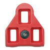 Wellgo RC-5 Look ARC Compatible Cleats, Red 9d Float