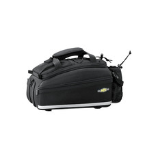 Topeak TrunkBag EX Strap Mount: Black