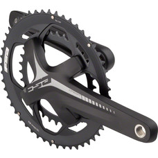 FSA (Full Speed Ahead) Omega Crankset - 175mm, 11-Speed, 50/34t, 120/90 BCD, MegaExo 19 Spindle Interface, Black