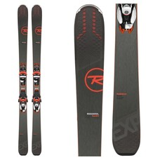 Rossignol Experience 88 Ti Skis with SPX 12 Konnect GW B90 Blk/Ora Bindings 2020