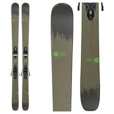 Rossignol Smash 7 Skis with Xpress 10 B93 Black Bindings 2020