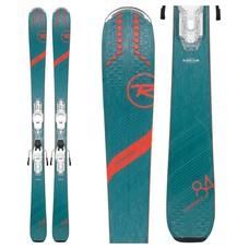 Rossignol Women's Experience 84 AI Skis with Xpress W11 GW B93 Wht/Spk Bindings 2020