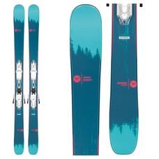 Rossignol Women's Sassy 7 Skis with Xpress W 10 B93  Wht/Spk Bindings 2020