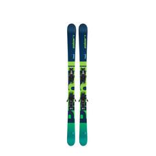 Elan Kids' Pinball LS Skis w/EL 10.0 GW B85 Blk/Blk Bindings 2020