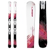 Elan Women's Snow LS Skis w/EL 7.5 Shift White Bindings 2020
