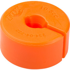 FOX Float NA Air Volume Spacer for 36, 10.8 cc, Orange