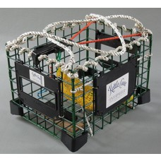 Kettle Cove Removable Rear Bicycle Trap Basket