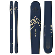 Salomon QST 99 Skis (Skis Only)  2020