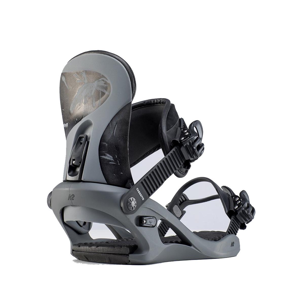K2 Women's Cassette Snowboard Bindings 2020