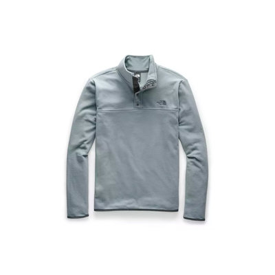 The North Face TKA Glacier Snap-Neck Pullover 2020