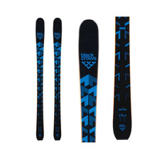 Black Crows Vertis Skis w/Salomon E Z12 GW Bindings 2021