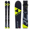 Fischer Jr RC4 Race Skis w/FJ4 GW AC SLR Bindings 2020