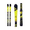 Fischer RC4 Speed Allride Skis w/Z11 GW Powerrail Bindings 2020
