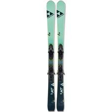 Fischer Women's My Pro Mountain 80 Skis w/My RS 10 GW Powerrail Bindings 2020