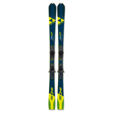 Fischer RC One 78 GT Skis w/RSW 10 GW Powerrail Bindings 2020
