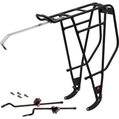 Axiom Streamliner 29er DLX Rear Rack: Black