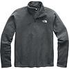 The North Face Textured Cap Rock 1/4 Zip Fleece Pullover 2021