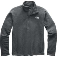 The North Face Textured Cap Rock 1/4 Zip Fleece Pullover 2020