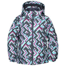 Kamik Girls' Tessie Grid Jacket (KWG-6856) 2020