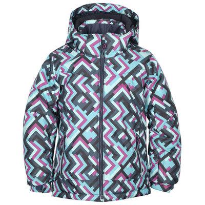 Kamik Girls' Tessie Grid Jacket (KWG-6856) 2020
