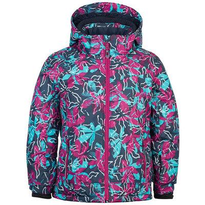 Kamik Girls' Tessie Posies Jacket (KWG-6858) 2020