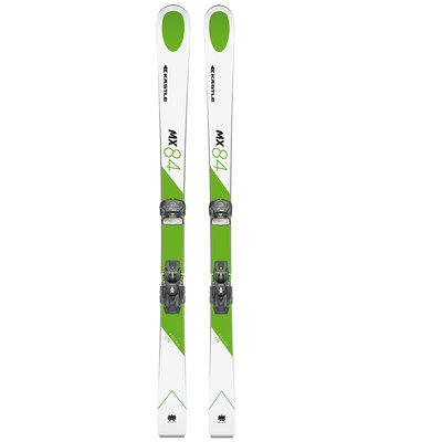Kastle MX84 Skis w/K13 Attack2 GW Bindings 2020