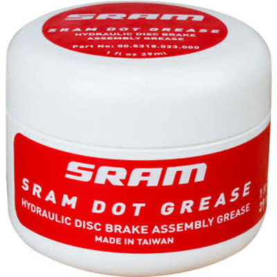 SRAM DOT Disc Brake Assembly Grease, 1oz