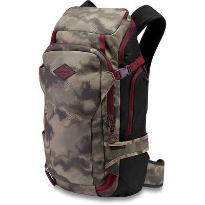 Dakine Team Heli Pro 24L Backpack Sammy Carlson Camo