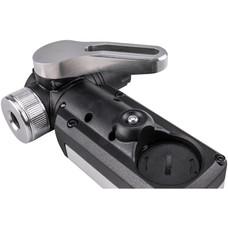 Topeak Shuttle Gauge Digital: Black/Silver