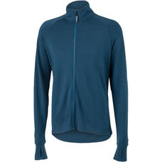 Surly Merino Long Sleeve Jersey - Men's Navy LG