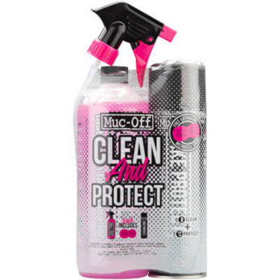Muc-Off Bicycle Duo Pack with Sponge