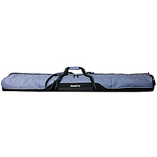 Swix Road Trip Single Ski Bag Charcoal/Black