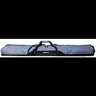 Swix Road Trip Double Ski Bag Charcoal/Black
