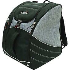 Swix Road Trip Tri Pack Boot Bag Black/Charcoal