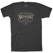 Ski The East Get Barreled Tee Shirt