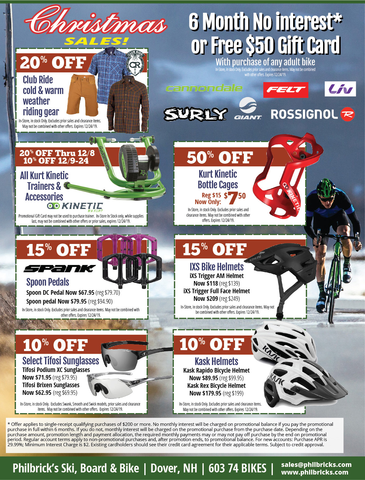 Christmas Bike Deals 2
