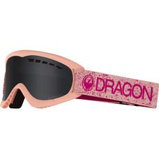 Dragon DXS Snow Goggles 2019 Pink Dark Smoke