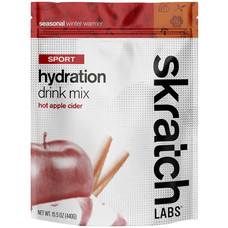 Skratch Labs Sport Hydration Drink Mix - Apple Cider, 20-Serving Resealable Pouch
