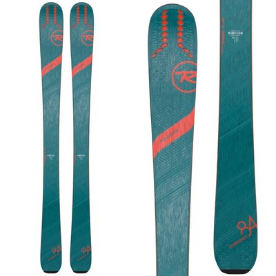 Rossignol Women's Experience 84 Skis (Ski Only) 2020