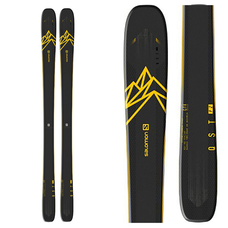 Salomon QST 92 Skis (Ski Only) 2020