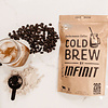 Infinit Nutrition Cold Brew Performance Coffee Mix: 18 Serving Bag