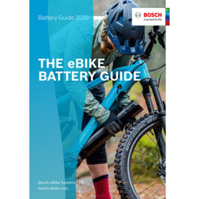Bosch Battery Guide Brochure