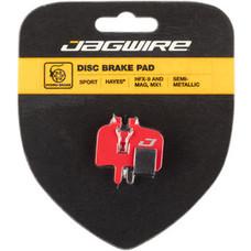 Jagwire Mountain Sport Semi-Metallic Disc Brake Pads for Hayes HRX-Mag Series, HFX-9 Series, MX1