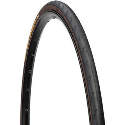 Continental Gatorskin Tire - 700 x 25, Clincher, Wire, Black, 180tpi